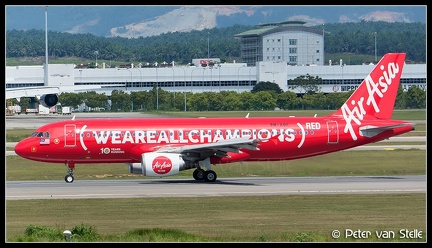20200131 151846 6110543 AirAsia A320 9M-AQF WeAreAllChampions-10YearsRunning-colours KUL Q2