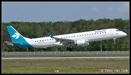 8073452 AirDolomiti ERJ190 I-ADJN new-colours FRA 18052019 Q2