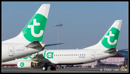 20200405 182257 6110973    overview-Transavia-B737s-on-K-ramp AMS Q1