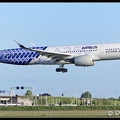 20200505 072530 6111328 ChinaAirlines A350-900 B-18918 CarbonFibreAirbus-colours AMS Q2
