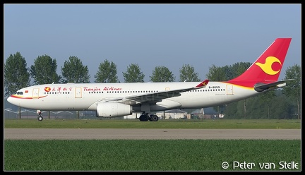 20200508 082550 6111577 TianjinAirlines A330-200 B-8659  AMS Q2