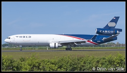 3004731 WorldCargo MD11F N279WA  AMS 20052009