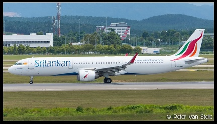 20200131 132847 6110489 Srilankan A321W 4R-AND  KUL Q2