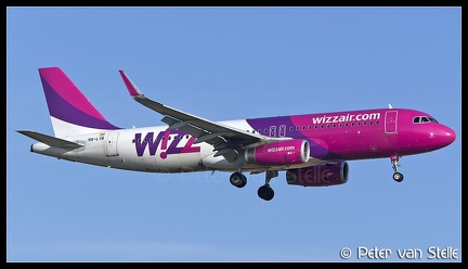 8042619 Wizzair A320W HA-LYB  BCN 27052016