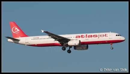 3009408 AtlasJet A321 TC-ETF AYT 24102010