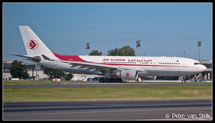 3012335 AirAlgerie A330-200 7T-VJY CDG 02072011