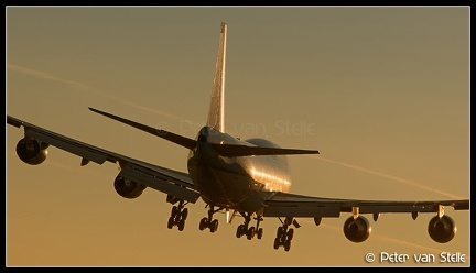 8033766 KLM B747-400 PH-BFM art-sun AMS 09082015