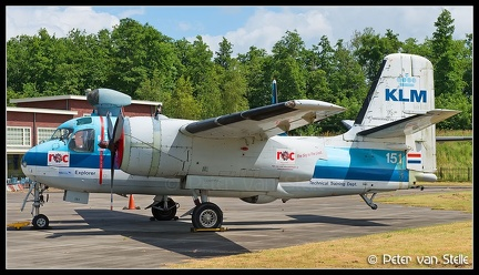 8017352 KLMTechnicalTrainingDepartment S2-Tracker 151 Aviodrome-museum LEY 15062014