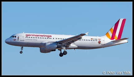 8019661 Germanwings A320 D-AIQM Wickie-stickers PMI 12072014