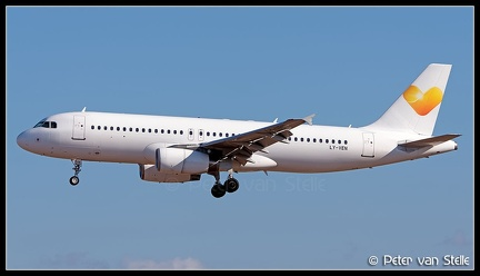 8019695 ThomasCook A320 LY-VEN no-titles-new-tail-logo PMI 12072014