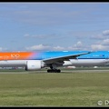 20200515 164318 6111839 KLM B777-300 PH-BVA OrangePride-colours-100-stickers AMS Q2