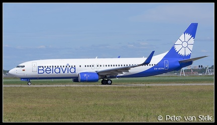 20200531 153004 6112294 Belavia B737-800W EW-457PA new-colours AMS Q2