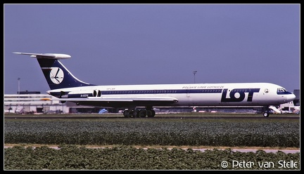 19861121 LOT IL62M SP-LBF  AMS 21061986