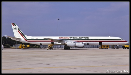 19911438 EmeryWorldwide DC8-70CF N792FT  MST 25081991